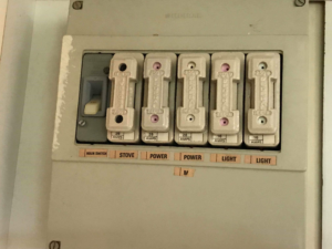 electrical fuse big size